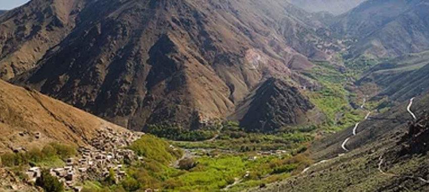 Excursion 3 vallées et villages berbères