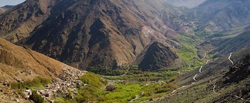 THE ATLAS 3 VALLEYS AND BERBER VILLAGES