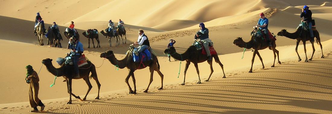 Séjour Marrakech Merzouga en privé, 3 jours