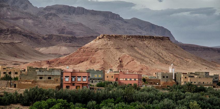 Circuit sud du maroc en 4 jours