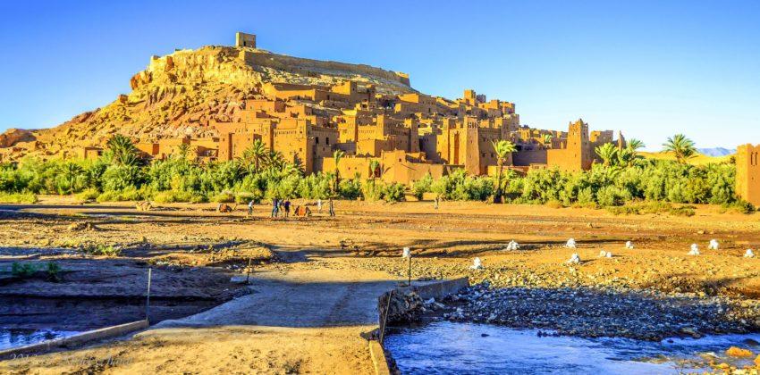 Excursion Ouarzazate départ marrakech