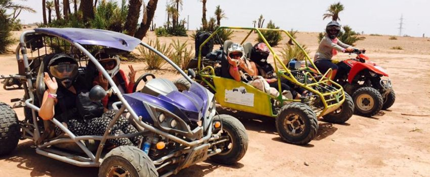 Marrakech Quad Biking and buggy