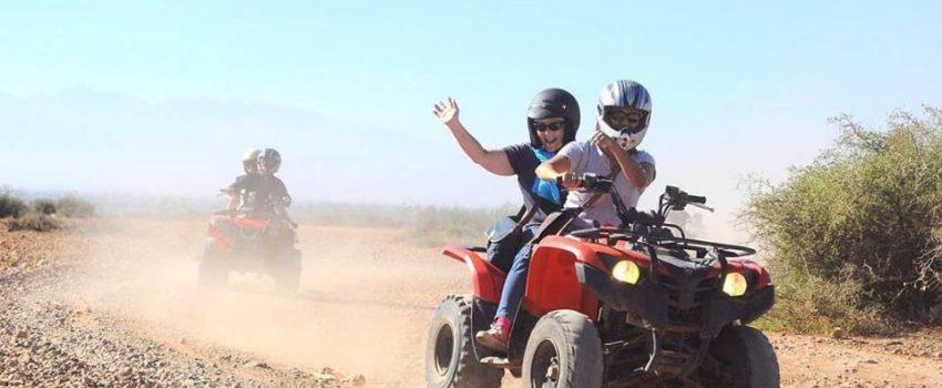 Quad et buggy a Marrakech