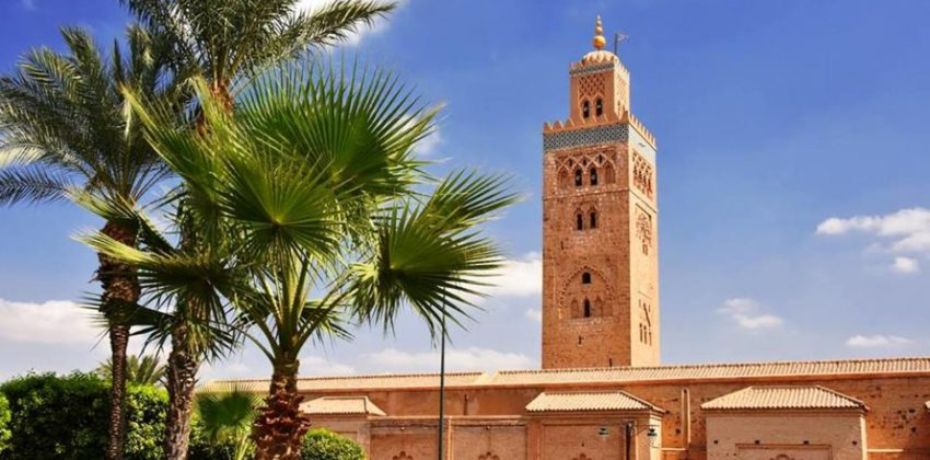 Visite guidée de marrakech