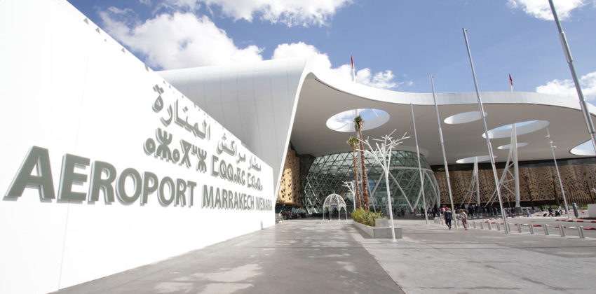 Transfert aéroport Marrakech taxi et navettes