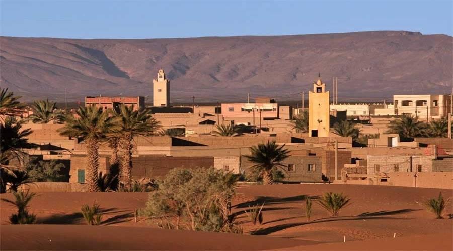 Village de Merzouga