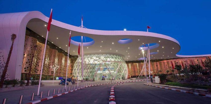 Navette aéroport Marrakech gare ONCF
