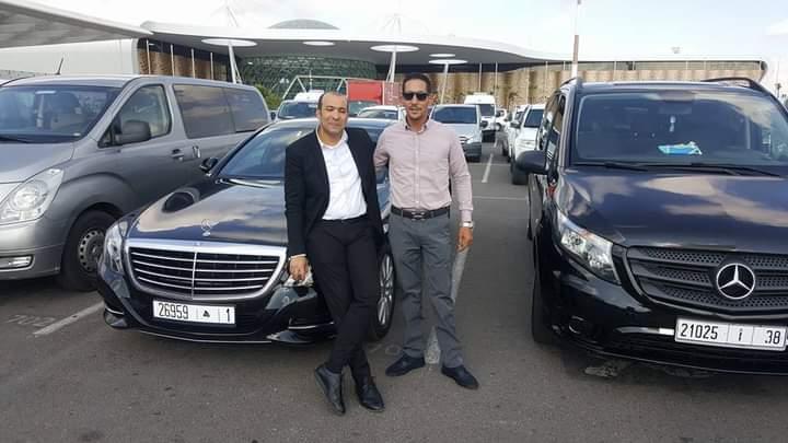 Chauffeur privé Marrakech